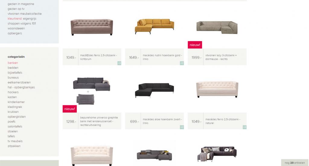 101 Woonideeen Tv Meubel.Online E Commerce Ideeen Voor Jouw Webshop Cream